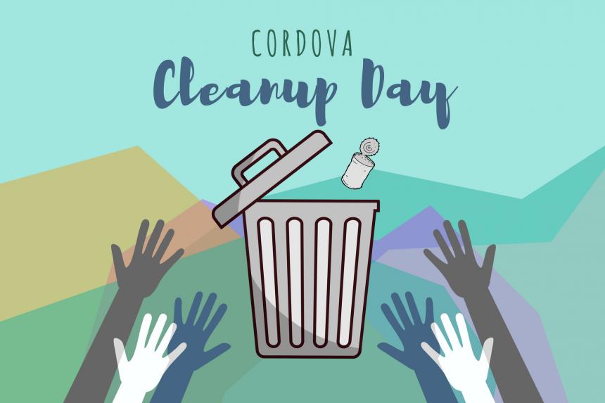 Cordova Cleanup Day