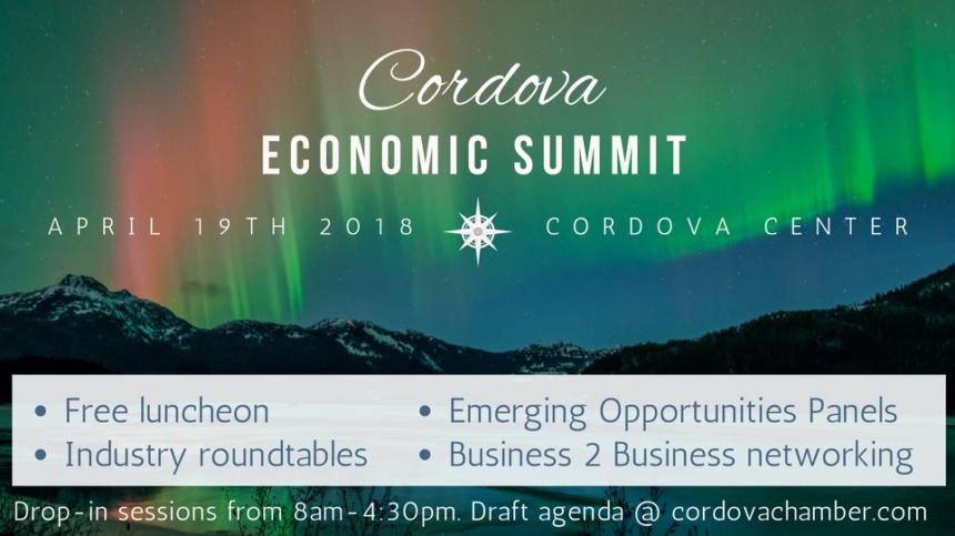 Cordova Economic Summit