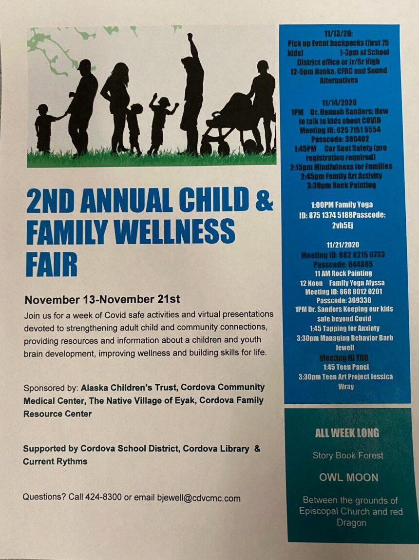 Child & Family Wellness Fair