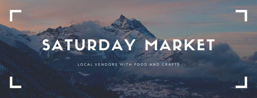 Cordova Saturday Market