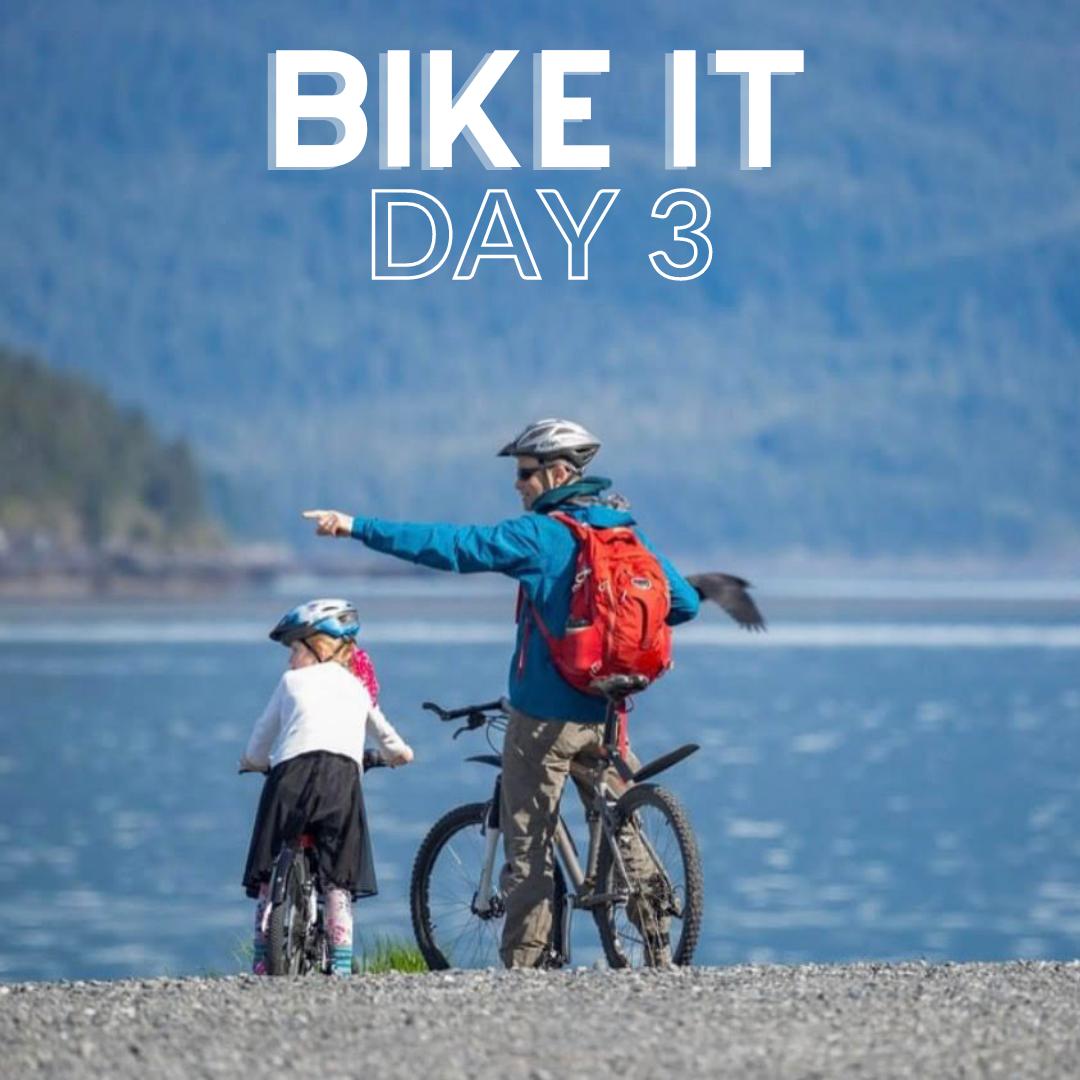 Bike It Day 3