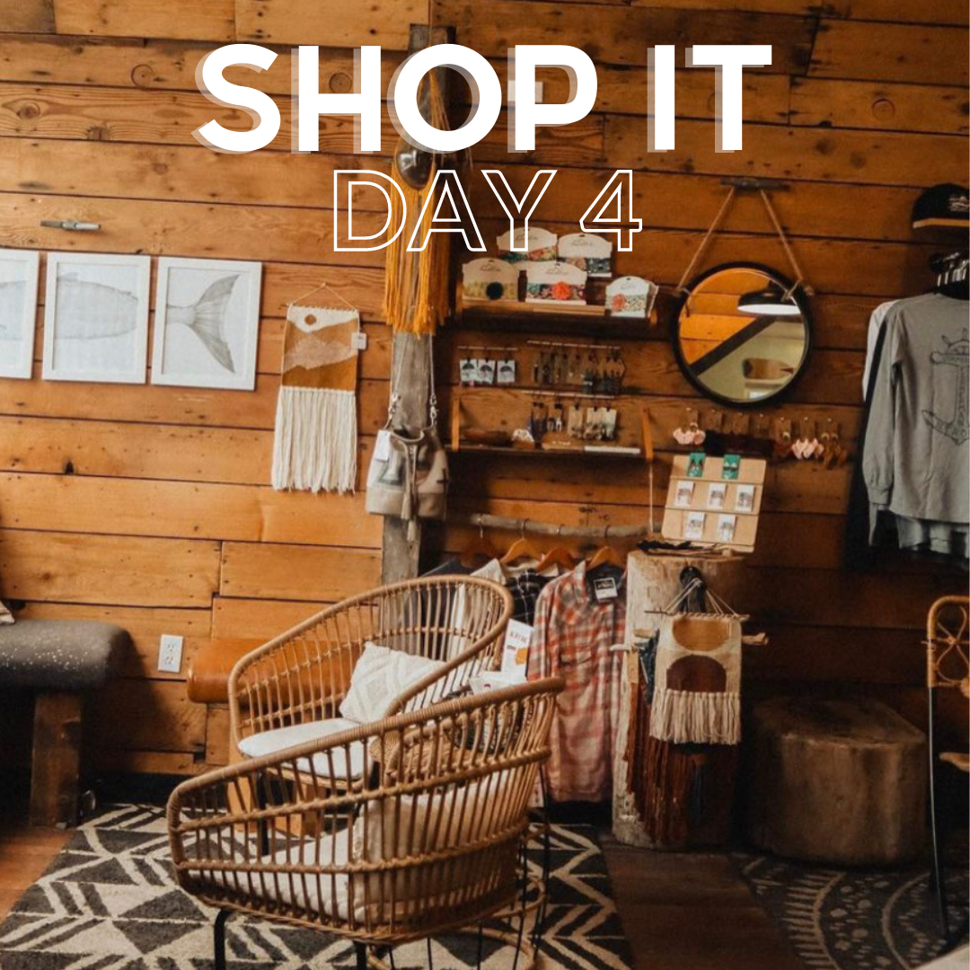 Shop It Day 4